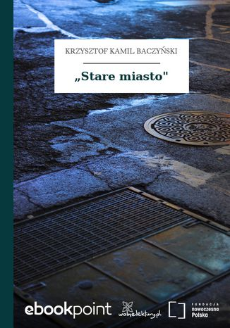 Okładka książki/ebooka Stare miasto