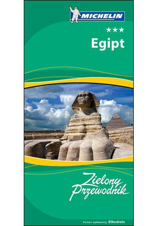 Okładka książki/ebooka Egipt. Zielony przewodnik (wydanie I)