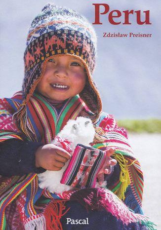 Okładka książki/ebooka Wyprawy marzeń Peru
