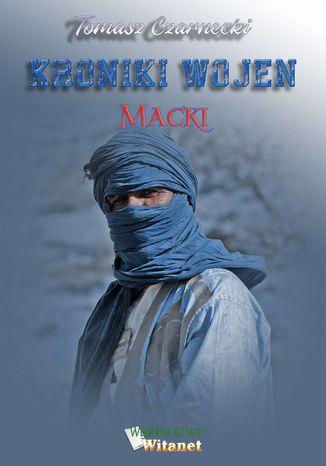 Okładka książki/ebooka Kroniki wojen: Macki
