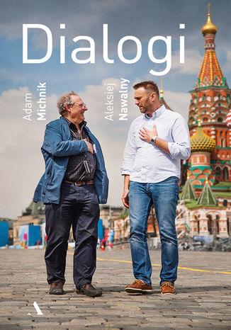 Okładka książki/ebooka Dialogi