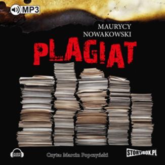 Okładka książki Plagiat