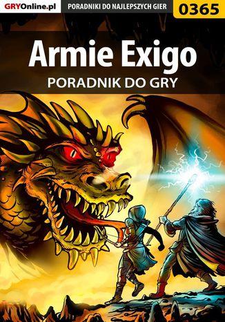 Okładka książki/ebooka Armie Exigo - poradnik do gry