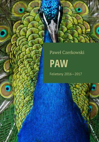 Okładka książki/ebooka PAW