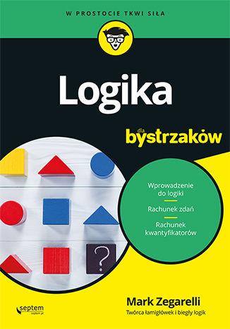 Okładka książki/ebooka Logika dla bystrzaków