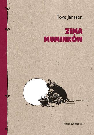 Okładka książki/ebooka Zima Muminków