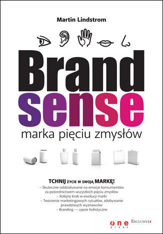 Okładka książki/ebooka BRAND sense - marka pięciu zmysłów