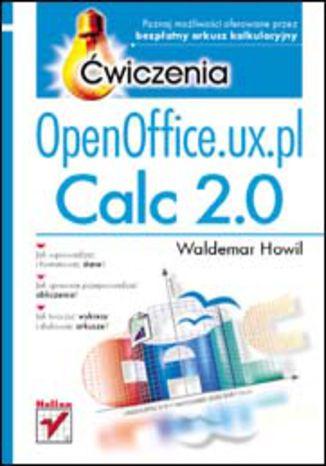 Okładka książki/ebooka OpenOffice.ux.pl Calc 2.0. Ćwiczenia
