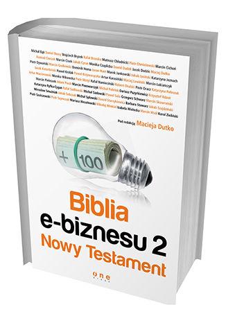 Okładka książki/ebooka Biblia e-biznesu 2. Nowy Testament