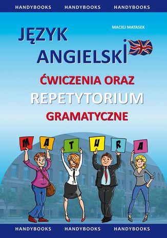 Okładka książki/ebooka Język angielski - Ćwiczenia oraz repetytorium gramatyczne
