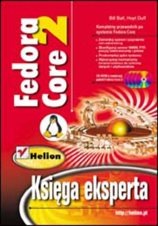 Okładka książki/ebooka Fedora Core 2. Księga eksperta