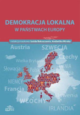 Okładka książki/ebooka Demokracja lokalna w państwach Europy