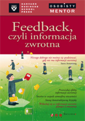 Ebook Feedback czyli informacja zwrotna. Osobisty mentor - Harvard Business School Press