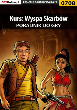 Okładka książki/ebooka Kurs: Wyspa Skarbów - poradnik do gry