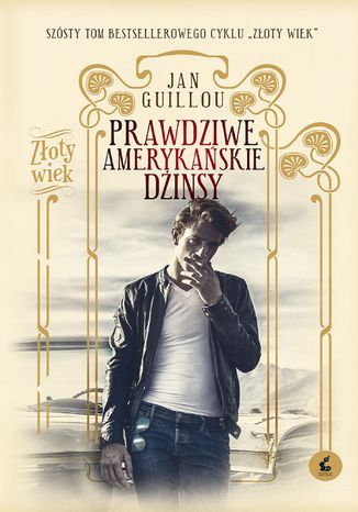 Okładka książki/ebooka Prawdziwe amerykańskie dżinsy