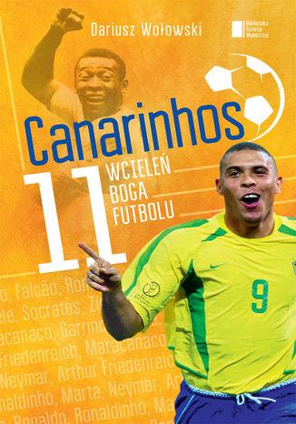 Okładka książki/ebooka Canarinhos