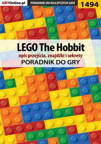 Okładka książki/ebooka LEGO The Hobbit - opis przejścia, znajdźki i sekrety