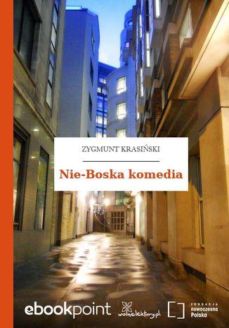 Okładka książki/ebooka Nie-Boska komedia