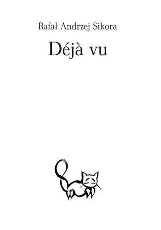 Okładka książki/ebooka Deja vu