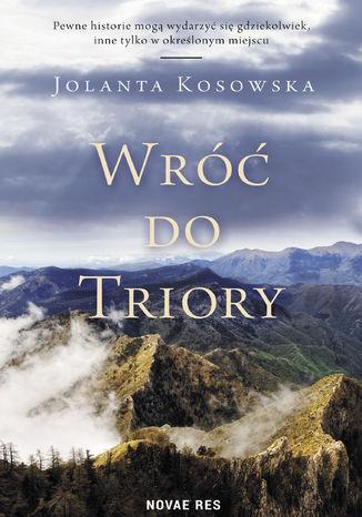 Okładka książki/ebooka Wróć do Triory