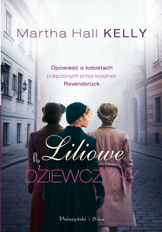 Okładka książki/ebooka Liliowe dziewczyny