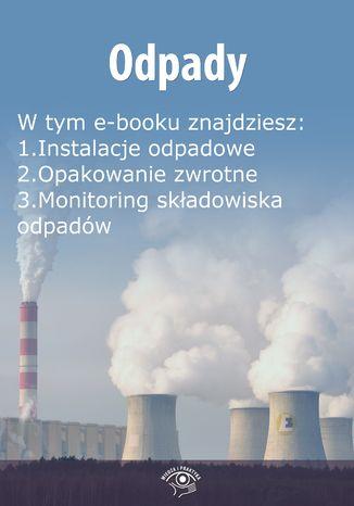 Okładka książki/ebooka Odpady, wydanie maj 2014 r
