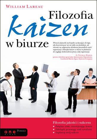 Okładka książki/ebooka Filozofia Kaizen w biurze