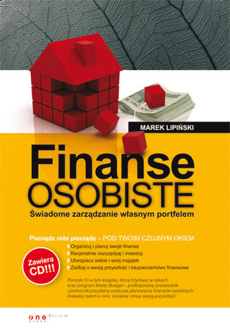 Okładka książki/ebooka Finanse osobiste. Świadome zarządzanie własnym portfelem