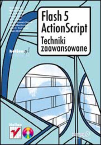 Okładka książki/ebooka Flash 5 ActionScript. Techniki zaawansowane