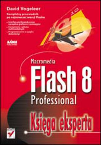 Ebook Macromedia Flash 8 Professional. Księga eksperta