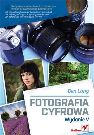 Okładka książki Fotografia cyfrowa. Wydanie V