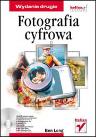 Okładka książki Fotografia cyfrowa