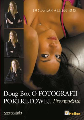 Okładka książki Doug Box o fotografii portretowej. Przewodnik