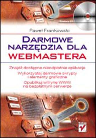 Okładka książki/ebooka Darmowe narzędzia dla webmastera