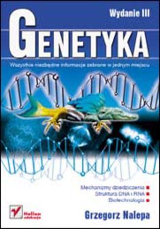 Okładka książki Genetyka. Wydanie III