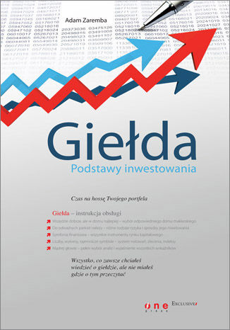 Okładka książki Giełda. Podstawy inwestowania