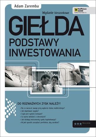 Okładka książki Giełda. Podstawy inwestowania. Wydanie kieszonkowe