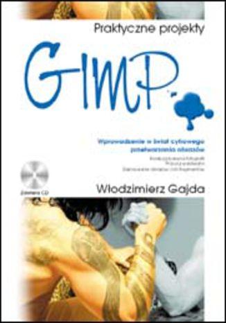 Okładka książki/ebooka GIMP. Praktyczne projekty