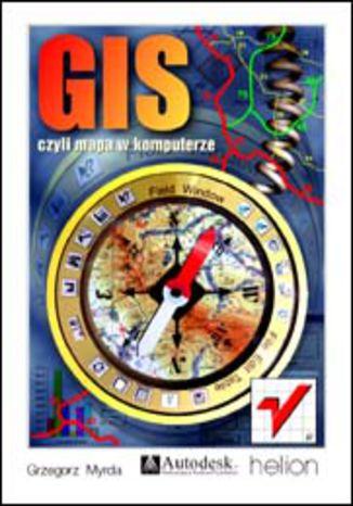 Okładka książki GIS czyli mapa w komputerze