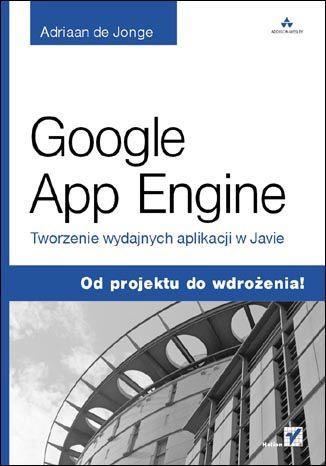 Okładka książki Google App Engine. Tworzenie wydajnych aplikacji w Javie