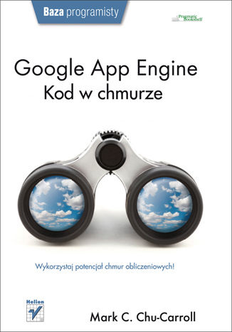 Okładka książki/ebooka Google App Engine. Kod w chmurze