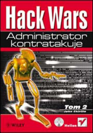 Okładka książki/ebooka Hack Wars. Tom 2. Administrator kontratakuje