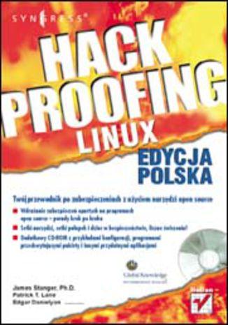 Okładka książki Hack Proofing Linux. Edycja polska