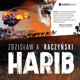 Okładka książki Harib