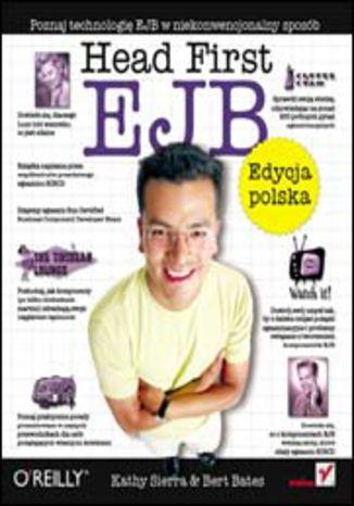 Okładka książki/ebooka Head First EJB. Edycja polska (Rusz głową!)
