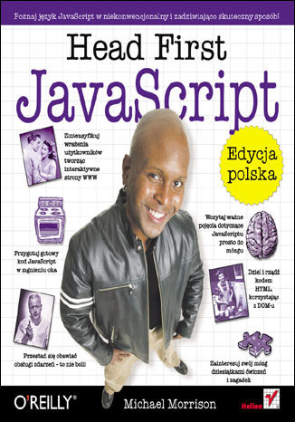 Ebook Head First JavaScript. Edycja polska