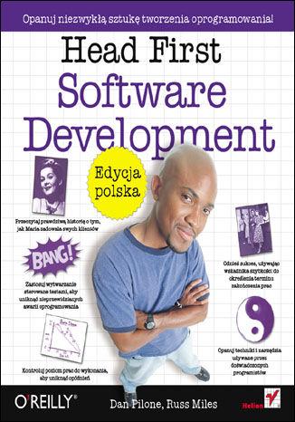 Okładka książki Head First Software Development. Edycja polska