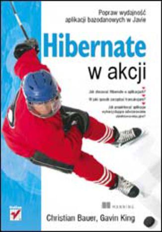 Okładka książki/ebooka Hibernate w akcji