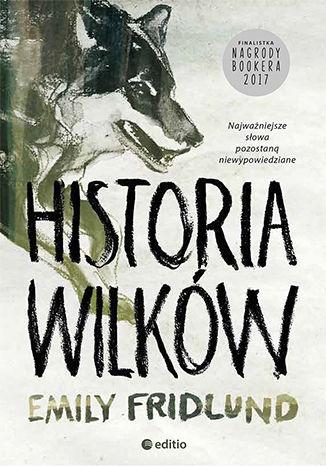 Okładka książki Historia wilków