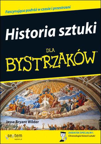 Okładka książki Historia sztuki dla bystrzaków